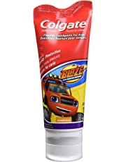 Colgate Kids Anticavity Fluoride Toothpaste, Mixed Boys Characters, 75 mL