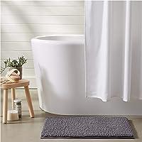 Deals on 2-Pack AmazonBasics Chenille Loop Bath Mat