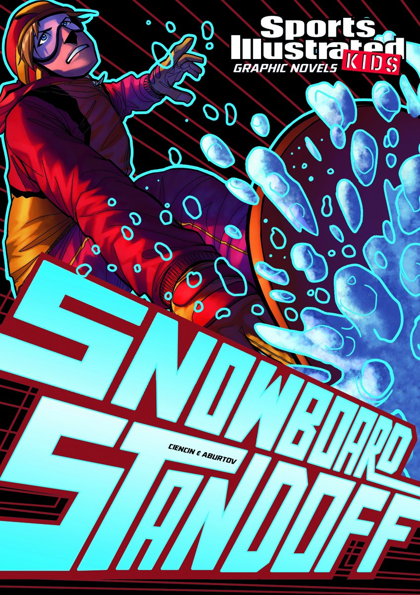 Snowboard Standoff Sports Illustrated Graphic product image