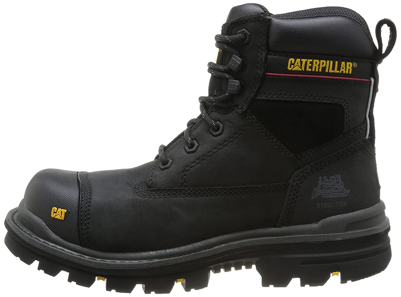CAT Footwear Unisex-Erwachsene GRAVEL S3 CAT WRKSCH.HG ZW mehrfarbig 40 Sicherheitsschuhe