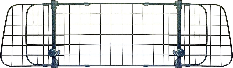 Sakura SS5259 - Rejilla para Perros, Apoyo Para la Cabeza Rejilla, Ancho ajustable de 106 cm a 145 cm