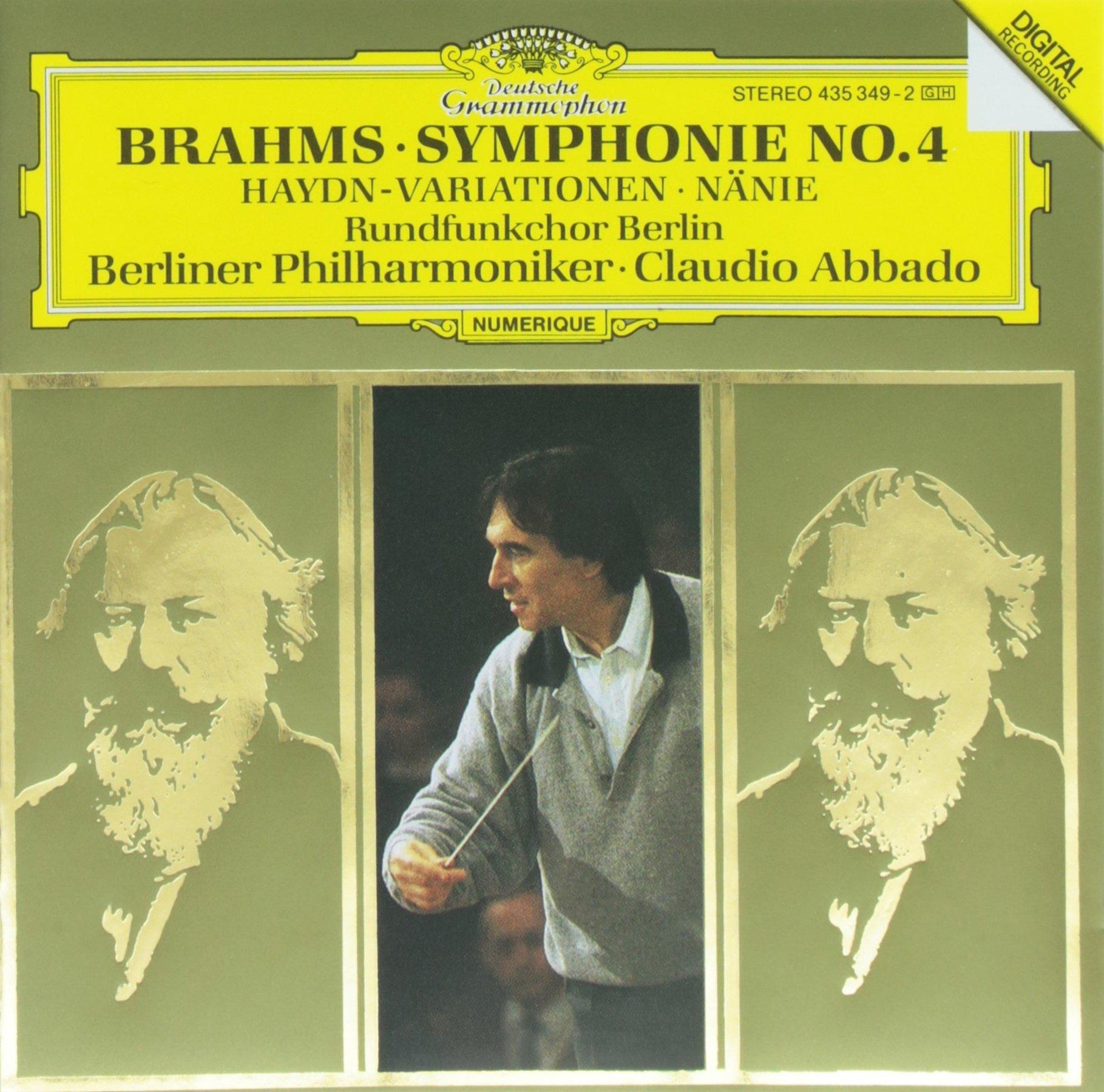Brahms: Symphony No. 4 / Haydn Variations / Nänie