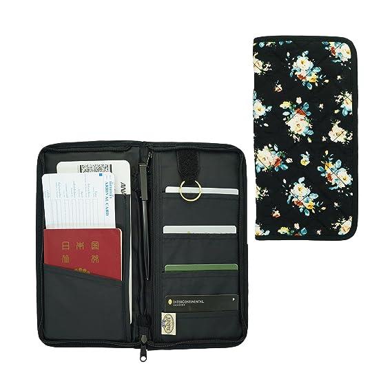 0b64555ae0c5 Amazon.co.jp: NaRaYa (ナラヤ) パスポートケース (トラベルケース ...