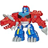 Hasbro Transformers Playskool Heroes Optimus Prime Rescue Bots Action Figure