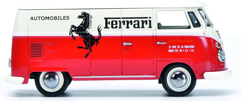 Schuco 1//43 VW T1 Kasten Ferrari 450369800