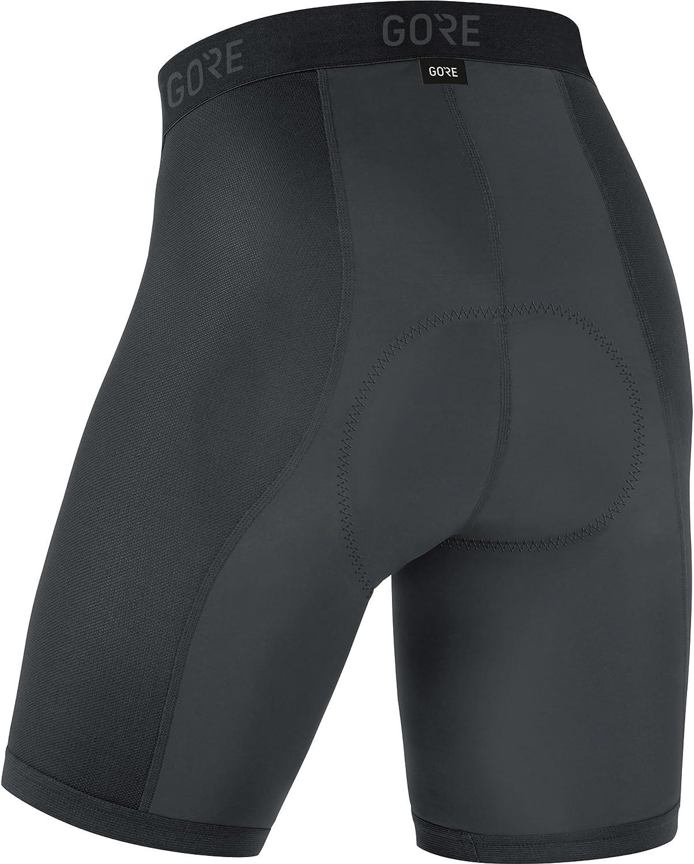 Gore C3 Liner Ciclismo Pantalones Cortos Ajustados - SS20: Amazon ...