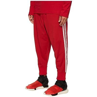 (アディダス) adidas メンズパンツ・長ズボン・ジャージ下 3-Stripes Track Pants Chili Pepper/Undyed L