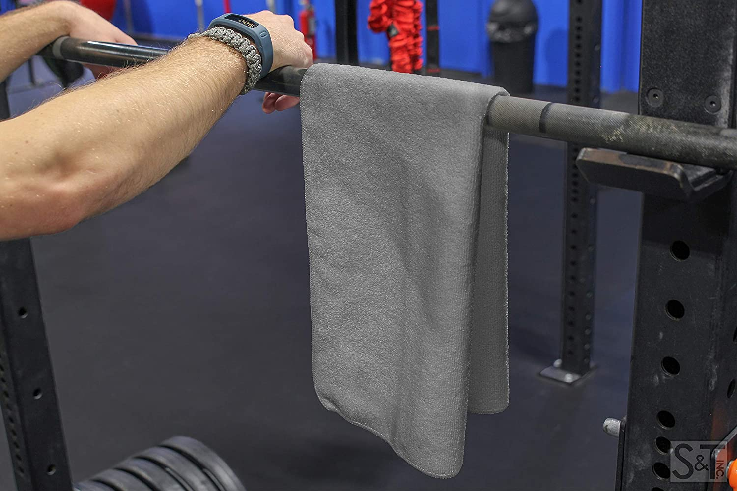 Microfiber Fitness Exercise Gym Towels