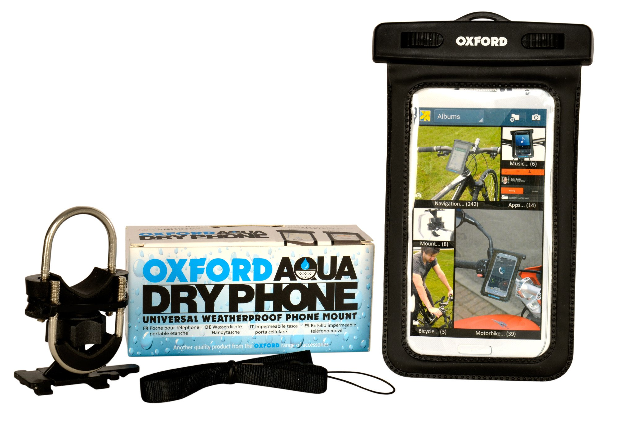 Oxford Aqua Dryphone (MISC)