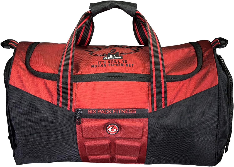 Pack de 6 bolsas de fitness con sistema de gestión de comidas ...