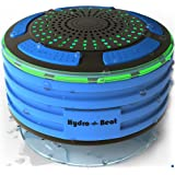 Bluetooth Portable Waterproof Shower Radio - HB Illumination – Shockproof, Dustproof Wireless Shower Radio With Suction Cup, Perfect For Pool, Shower, Boat, Beach, Hot Tub, Outdoors, Indoors