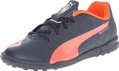 PUMA Evospeed 5.4 Turf JR Soccer Shoe