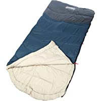 Coleman Mudgee C-3 Tall Sleeping Bag, Blue