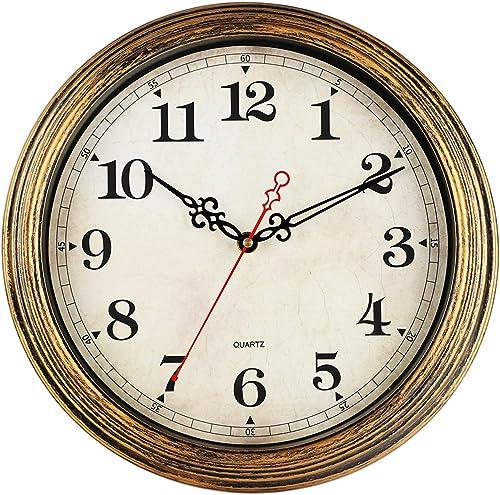 KECYET Wall Clock