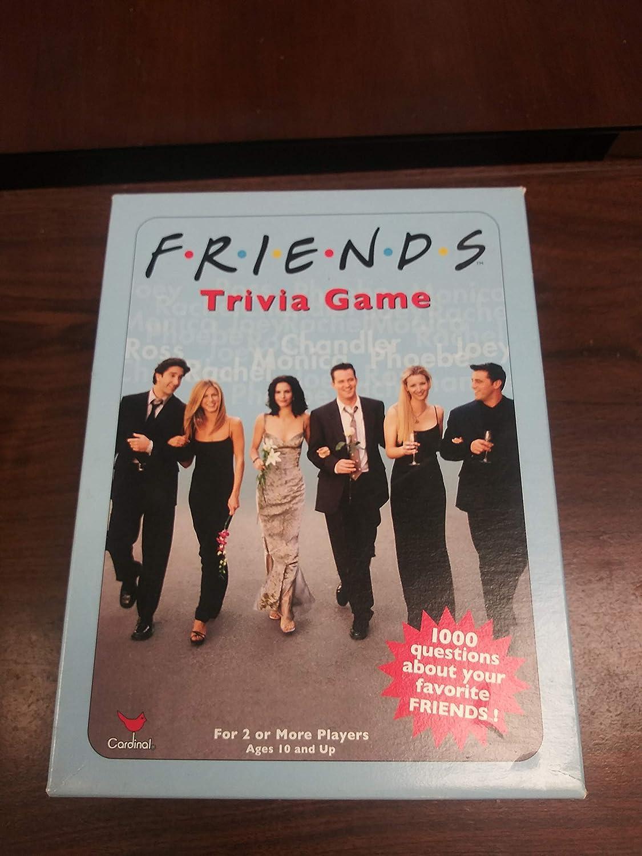 Friends Trivia Game by Friends Trivia Game: Amazon.es: Juguetes y juegos
