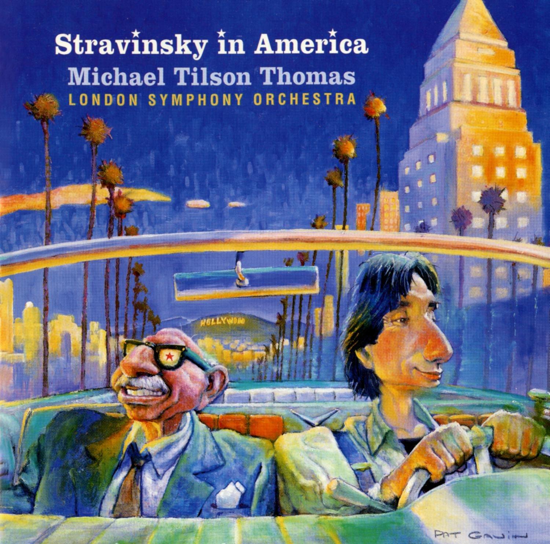 Igor Stravinsky Michael Tilson Thomas London Symphony Orchestra