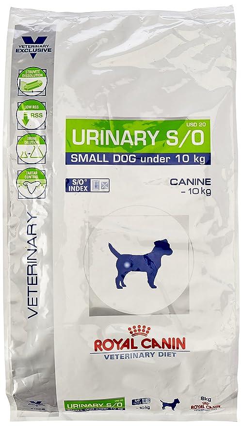 ROYAL CANIN Urinary - Comida para Perros pequeños, 8 kg