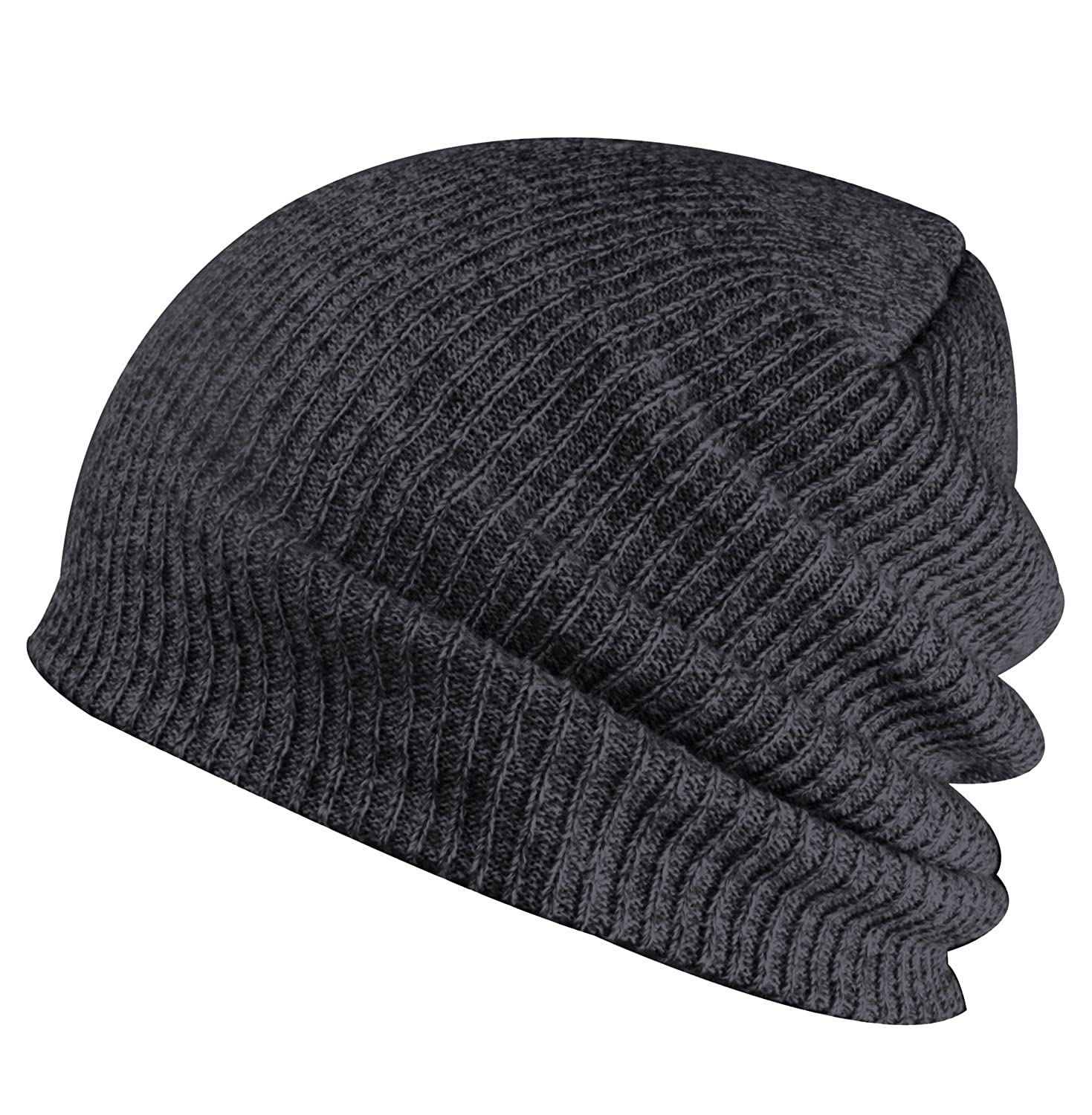 4b9a978b81018 Paladoo Slouchy Winter Hats Knitted Beanie Caps Soft Warm Ski Hat Coffee   Amazon.ca  Clothing   Accessories