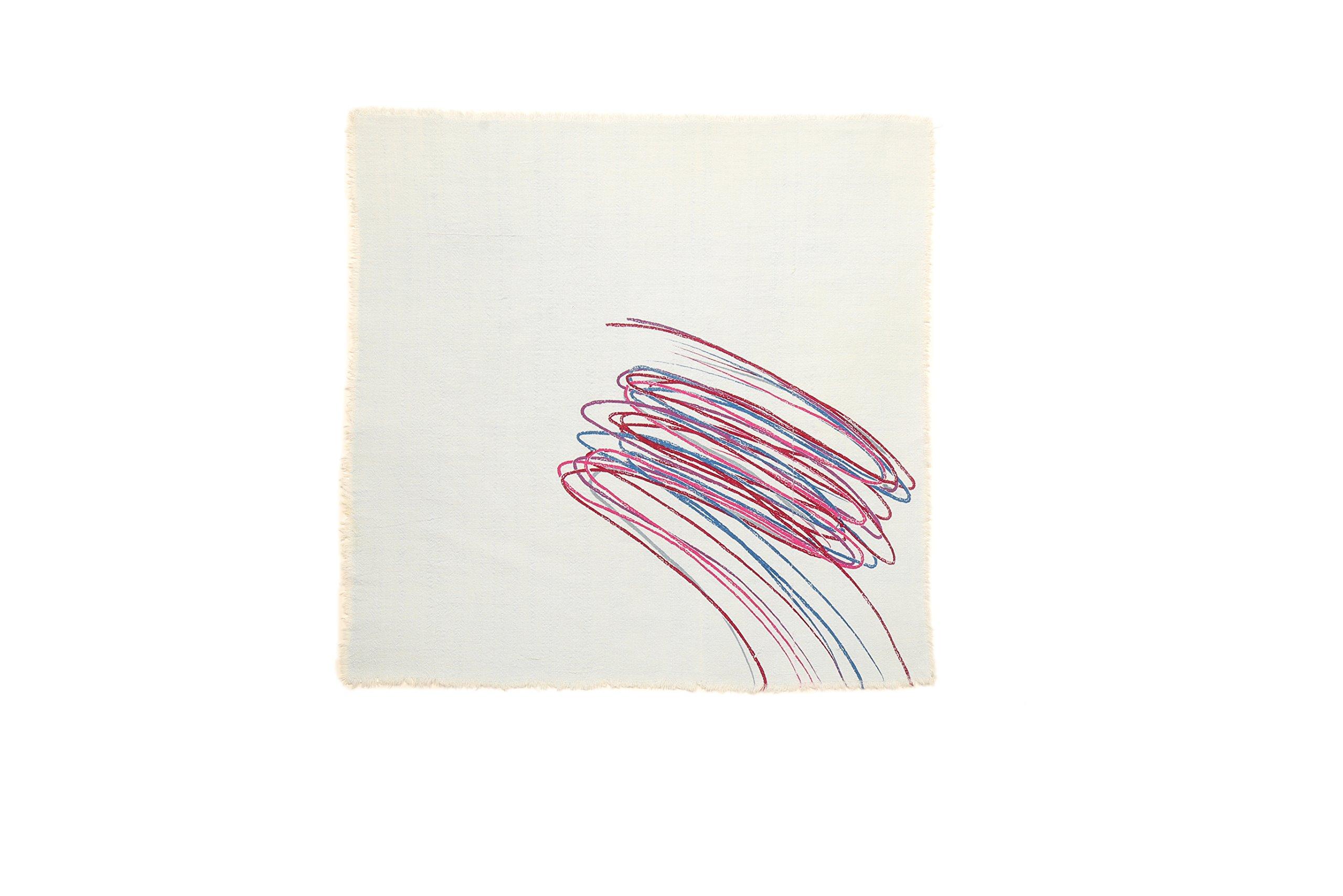 Gitika Goyal Home Crayons on a Table Napkin, 17''