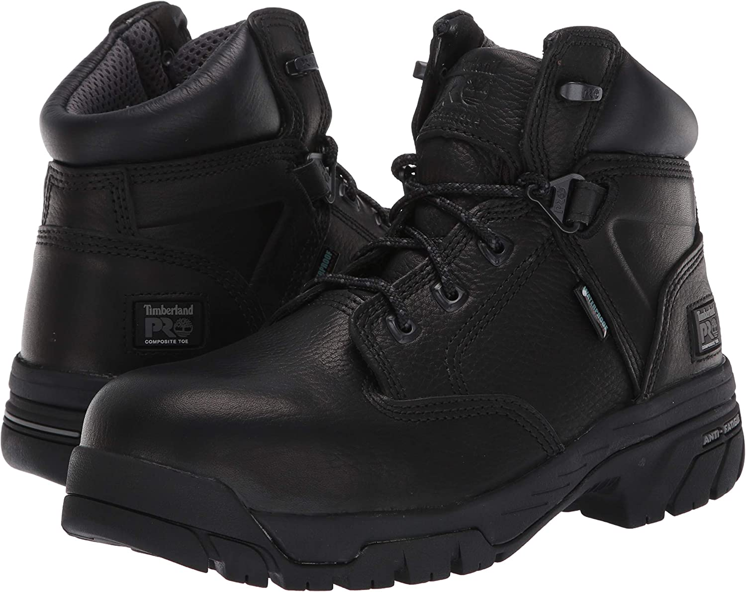 Timberland PRO Men's Helix 6 Waterproof Composite Lace Up Boot
