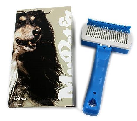 Gifftsbynet Cepillo de Pelo para Mascotas, para Limpiar el Conejo ...