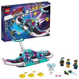 LEGO The Movie 2 WYLD-Mayhem Star Fighter 70849 Building Kit, New 2019 (404 Pieces)