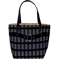 Womaniya Women's Handbag Black Woman-1151