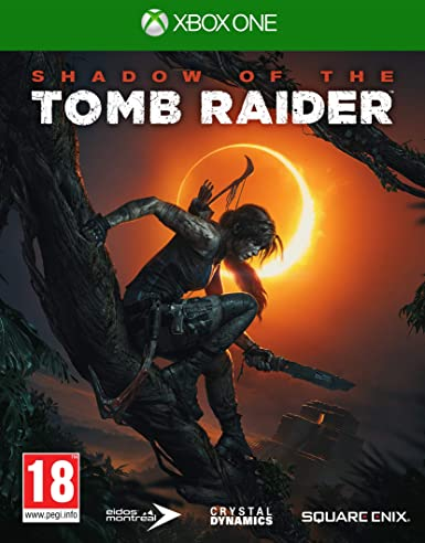 Square Enix Shadow of the Tomb Raider Xbox One vídeo - Juego (Xbox ...