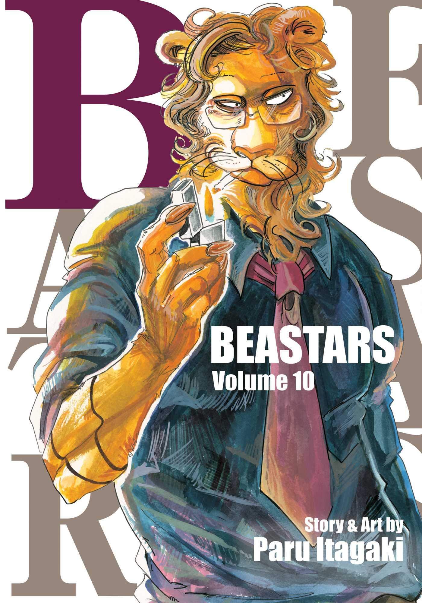 BEASTARS, Vol. 10 (10)