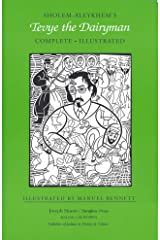 Sholem Aleykhem's Tevye the Dairyman: Complete : Illustrated Paperback