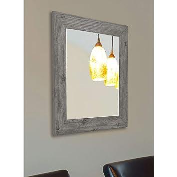 Amazoncom Rayne Mirrors American Made Rayne Grey Vanity Wall
