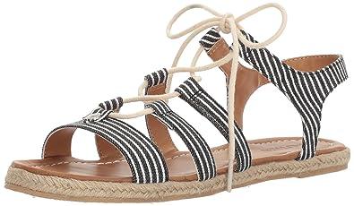 506535a56d0 Nautica Women s Multihull Flat Sandal