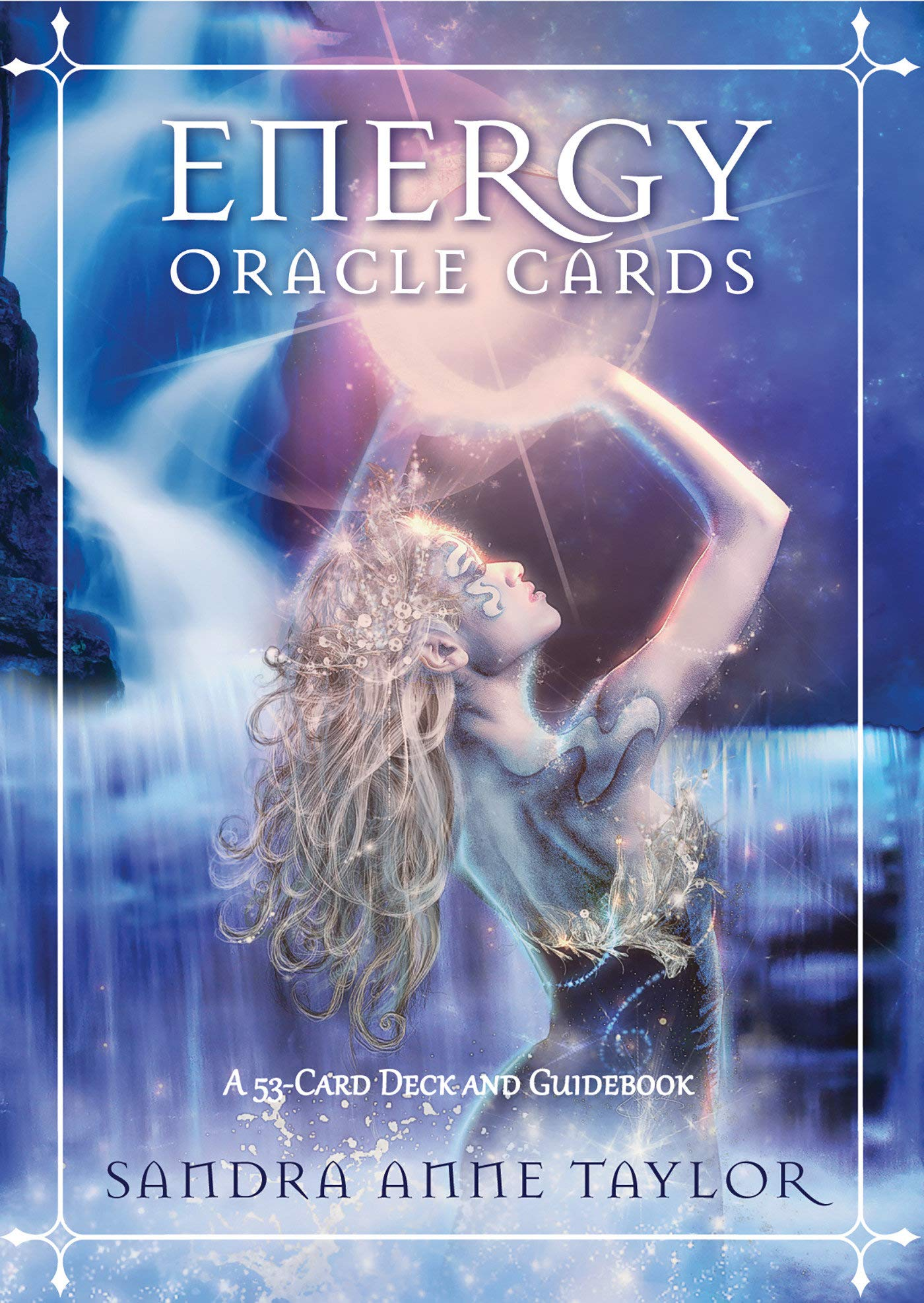 Energy Oracle Cards: A 53-Card Deck and Guidebook: Amazon.de: Sandra ...