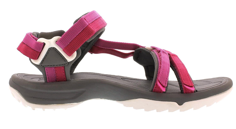 Teva Terra FI Lite W's Damen Sport- & Outdoor Sandalen, Pink (Magenta 546), EU 40