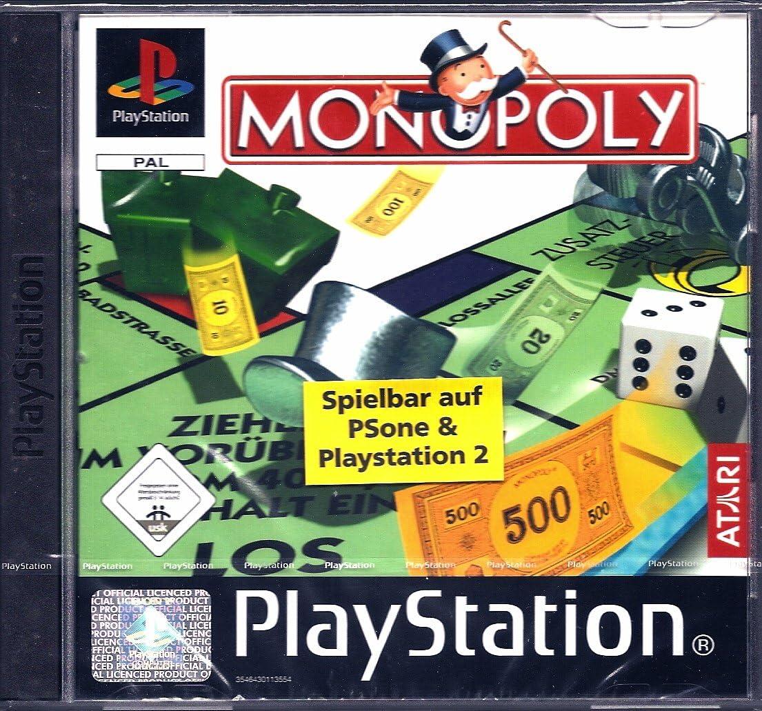 Monopoly [Importación alemana] [Playstation]: Amazon.es: Juguetes y juegos