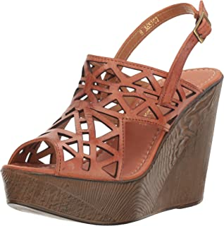 6a7331e1c10 Very Volatile Women s Screen Wedge Sandal