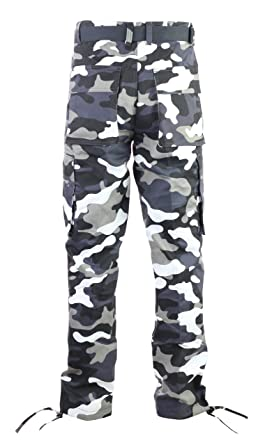 Amazon.com  Access Men s Big   Tall Camouflage Cargo Pants with Belt   Clothing 138fbf4fbe4