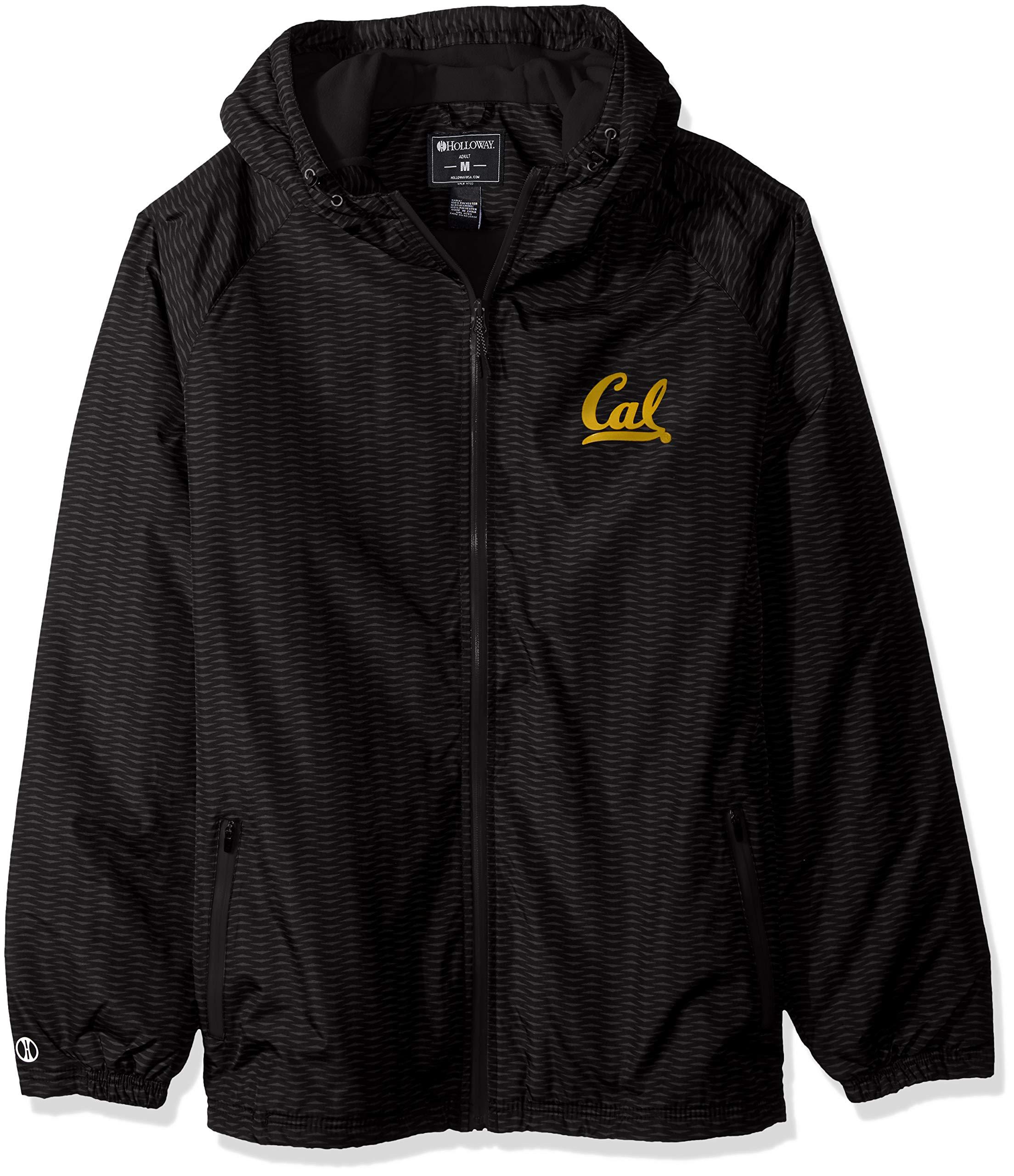 Ouray Sportswear NCAA California Golden Bears Range Jacket, Carbon, 2X