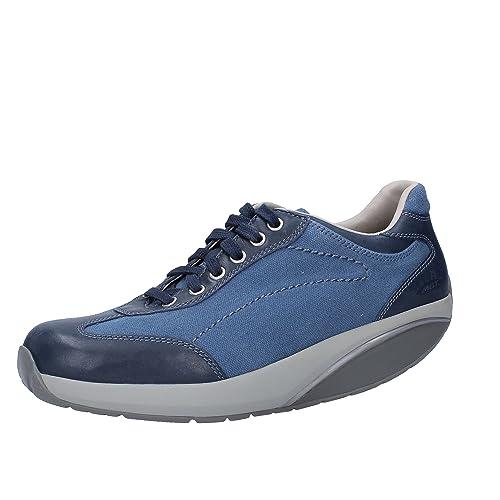 MBT - Zapatillas para mujer azul Size: 37: Amazon.es: Zapatos y complementos