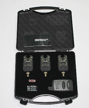 Prologic - Juego de detectores de picada (4 piezas): Amazon.es: Deportes y aire libre