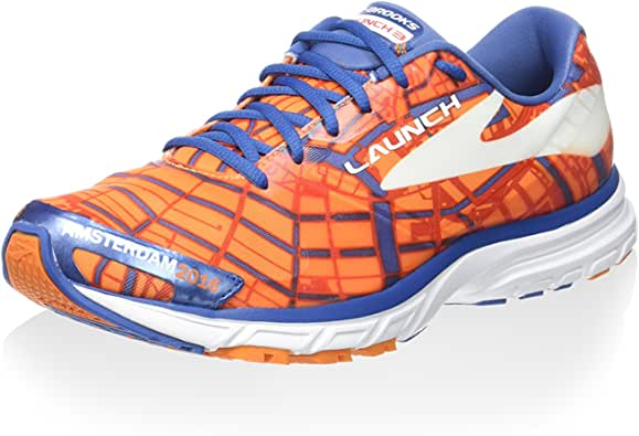 Brooks Zapatillas Deportivas Launch 3 Naranja/Azul EU 43 (US 9.5 ...