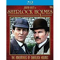 The Adventures Of Sherlock Holmes [Blu-Ray]