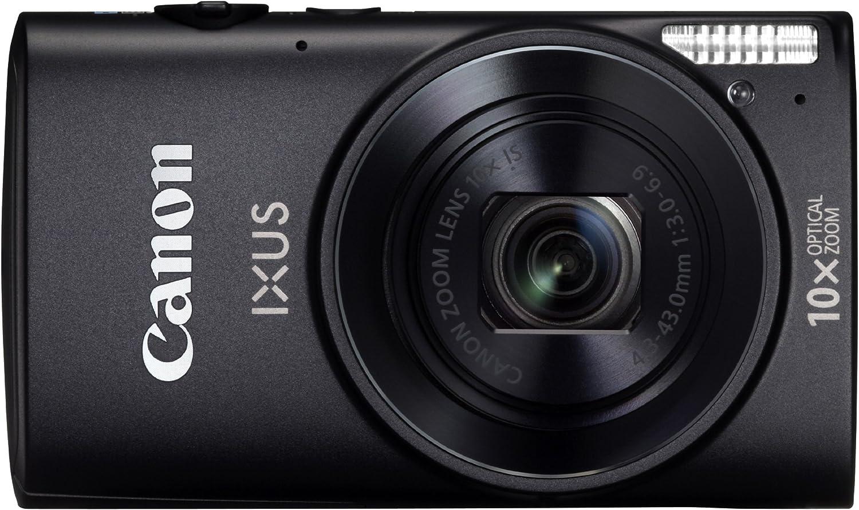 Canon Ixus 255 Hs Digitalkamera 3 Zoll Schwarz Kamera