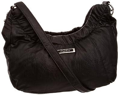 522374912b Axel David Women s Twister Shopper Black A42.049800 Medium  Amazon ...