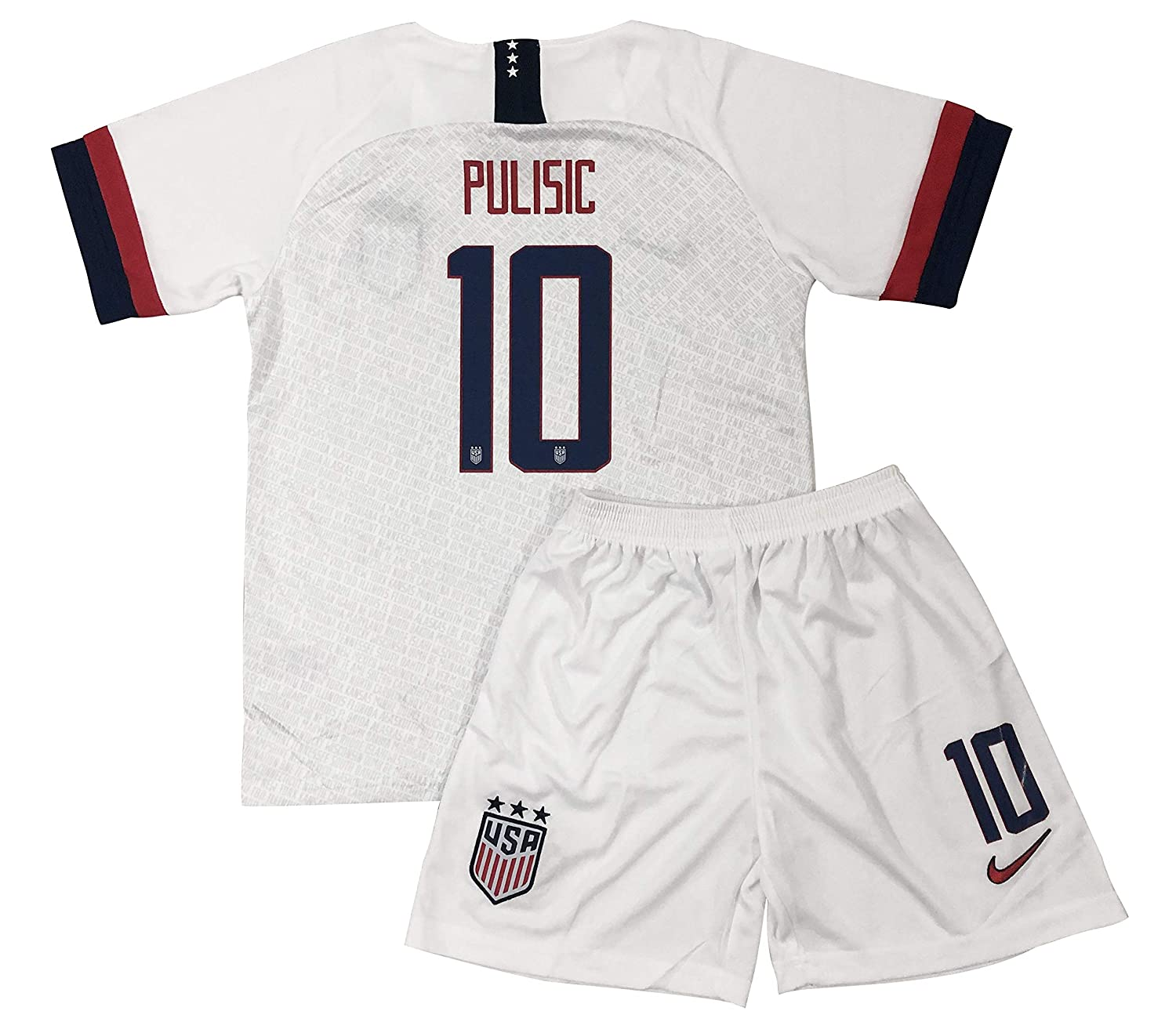 release date: 8d96e 15f73 Amazon.com: 2019/2020 Christian Pulisic #10 USA National ...
