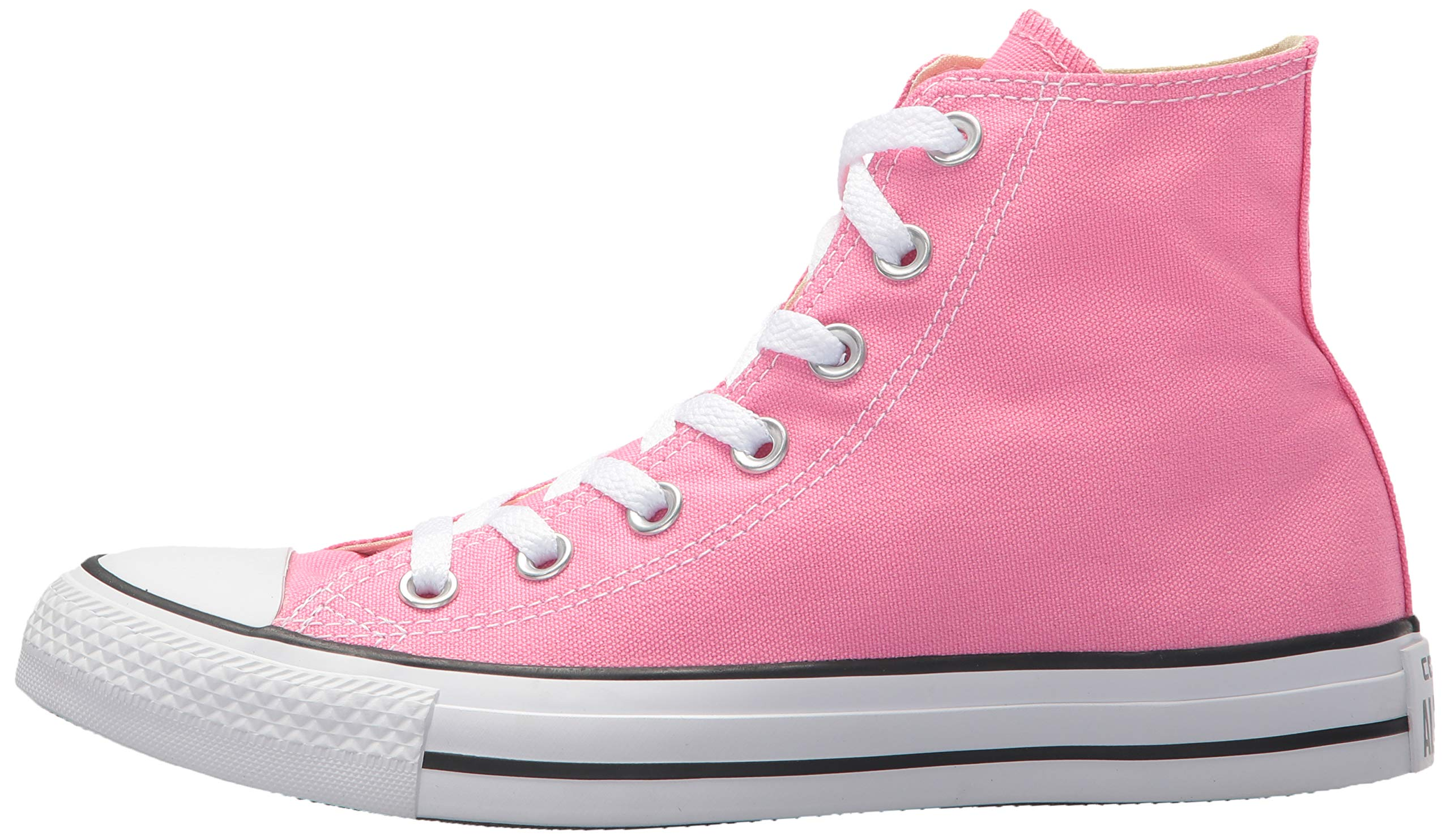 Chuck Taylor All Star Canvas High Top, Pink, 4 M US by Converse (Image #5)