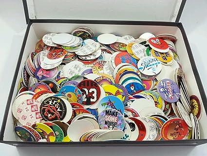 Pog, Pogs Milk Caps Wholesale Lot 500pcs Assortment