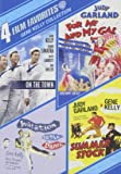 4 Film Favorites: Gene Kelly Collection [DVD] [Import]