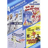 4 Film Favorites: Gene Kelly (For Me and My Gal, Invitation to the Dance (1956), On the Town (Sinatra Tribute), Summer Stock)