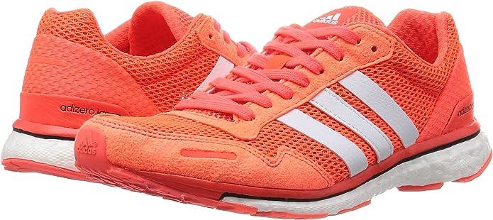 adidas AQ2433, Zapatillas de Running para Mujer, Naranja (Solar ...